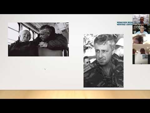 """Mr. Prime Minister"" 15 July 2020 – Freddy Eytan On Ariel Sharon"