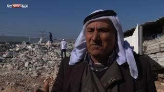 هدم منازل فلسطينيي الداخل