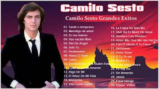 Camilo Sesto Grandes Exitos - Las 30 Canciones Romanticas Ma's Hermosas De Camilo Sesto
