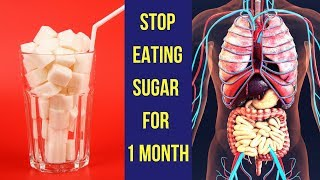 What Happens If You Stop Eating Sugar for 1 Month