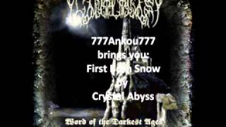 Watch Crystal Abyss First Born Snow video