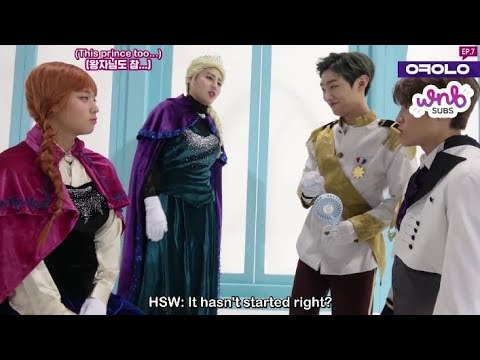 [ENG SUB] 180106 Okay Wanna One Ep 7 - Welcome to Wanna One's Winter Kingdom by WNBSUBS