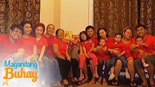 Magandang Buhay: Yeng's family