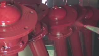видео Гидрант пожарный