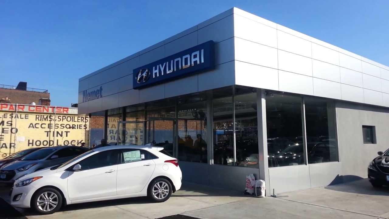 nemet hyundai car dealership designed by gaby tchi youtube youtube