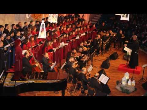USEK CHOIR Lebanon Christmas 2016