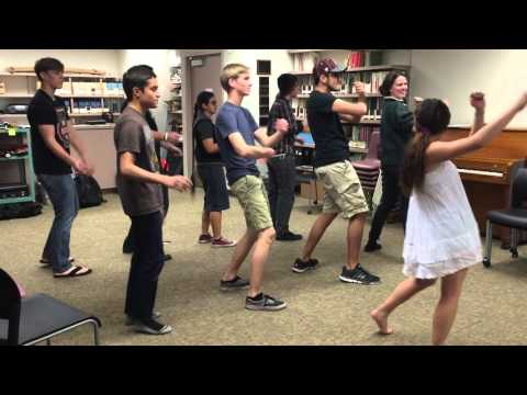 In Cl Teaching Episode The Wobble