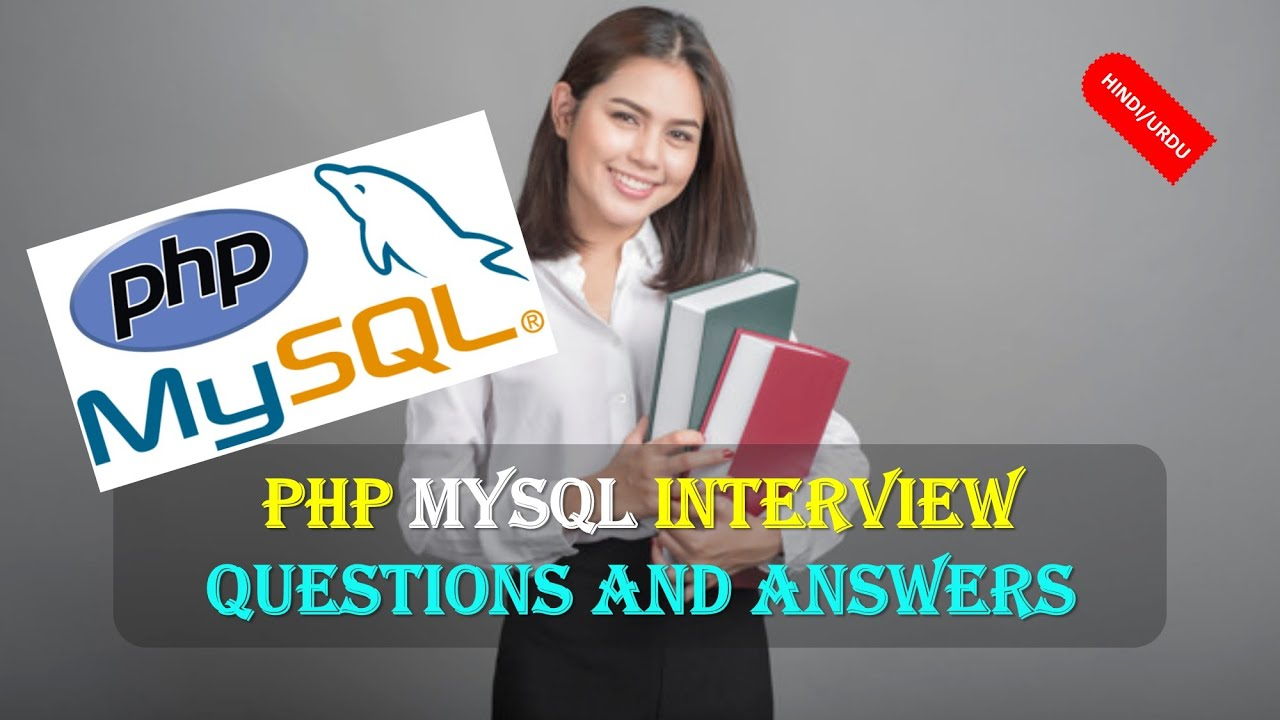 PHP MYSQL INTERVIEW QUESTIONS AND ANSWERS in hindi