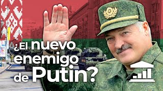 LUKASHENKO, ¿el último ENEMIGO de PUTIN? - VisualPolitik