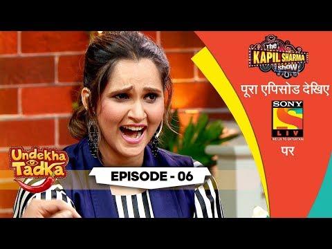 India's Pride - Sania   Undekha Tadka   Episode 6   The Kapil Sharma Show Season 2   SonyLIV   HD