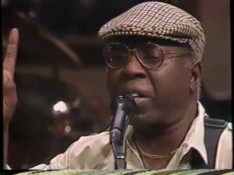 Curtis Mayfield  Pusherman Sunday Night  1989