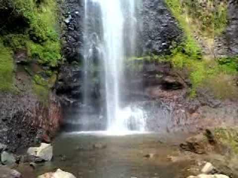 Cascadas del obraje ocuilan youtube for Cascadas para jardin fotos