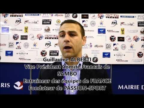 Interview Guillaume ALBERTI