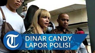 Dinar Candy Laporkan Seorang Bule yang Sebarkan Foto Vulgarnya