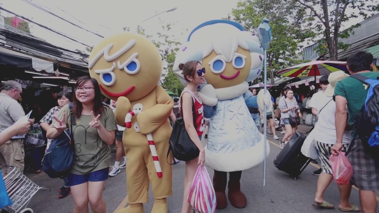 Cookie Run Fun Troop in Thailand