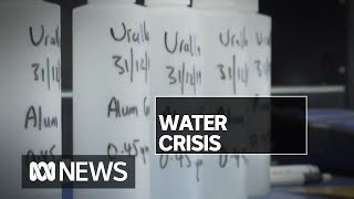 Drought-stricken town's small reserve of water contaminated with arsenic | ABC News