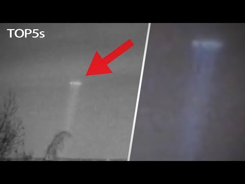 5 Most Insane UFO Sightings & Reports Caught on Camera...