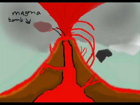 Volcano animation youtube volcano animation ccuart Image collections