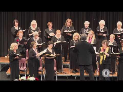 Spotlight: Silver Chords Chorus