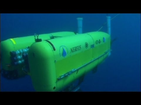 euronews hi-tech - Robots reveal Titanic secrets