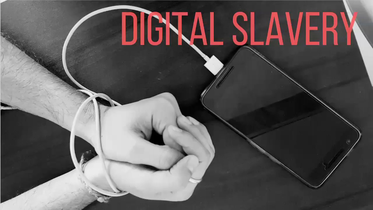 Digital Addiction - Free Yourself from Digital Slavery by Khushbu ...