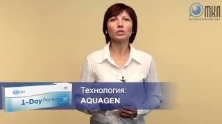 видео Купить контактные линзы  Clariti 1 day toric (30 линз)