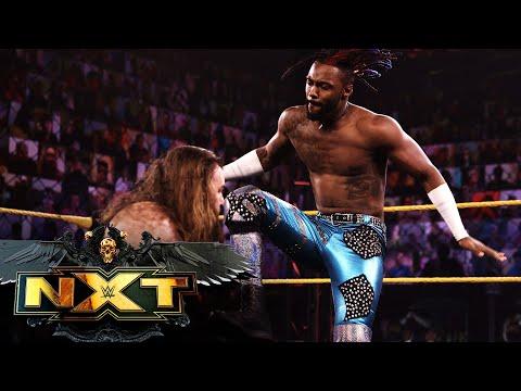 """Killian Dain vs. Isaiah """"Swerve"""" Scott: WWE NXT, June 8, 2021"""
