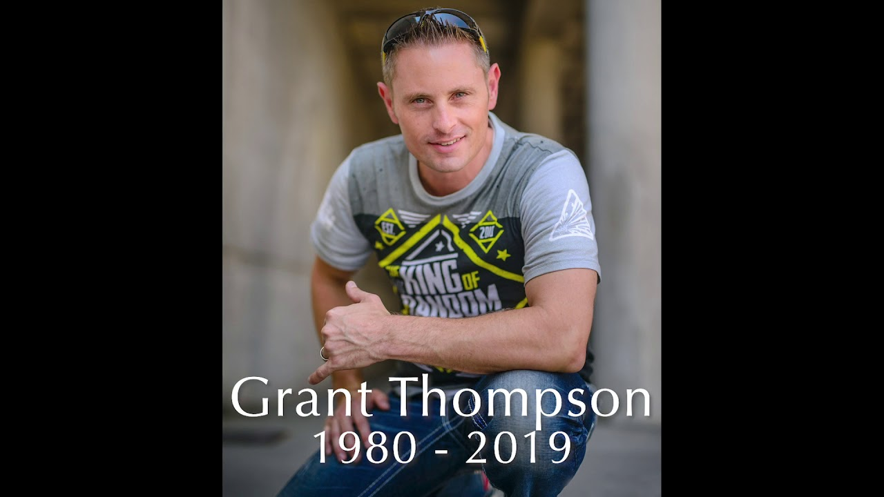Grant Thompson, in Memoriam