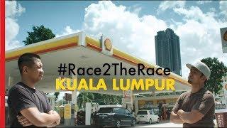Man and Hadzwan compete to become The King of Kuala Lumpur | Race2TheRace - Malaysia