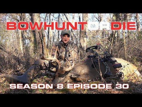 Illinois Buck- Bowhunt or Die Season 08 Episode 30