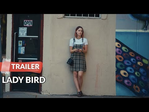 Lady Bird 2017 Trailer HD | Saoirse Ronan | Odeya Rush
