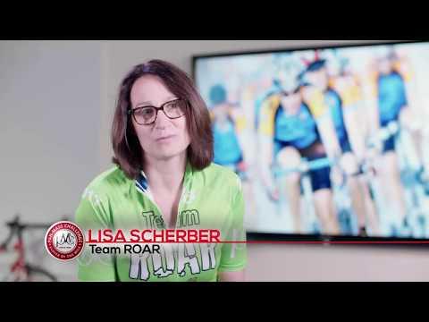 Why I PMC: Lisa Scherber