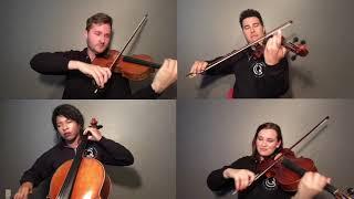 Beautiful - Bazzi feat. Camila Cabello ( string quartet cover) Classern Quartet