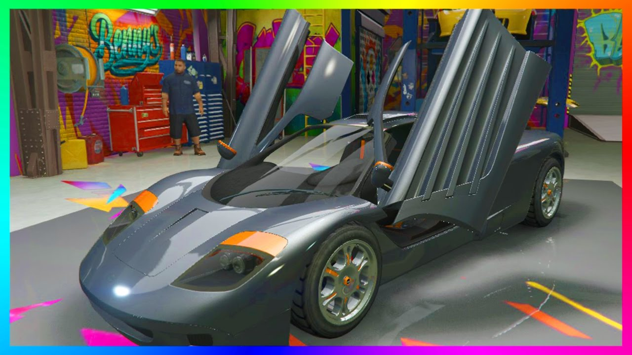 Gta Online Dlc Spending Spree Progen Super Car New Gta