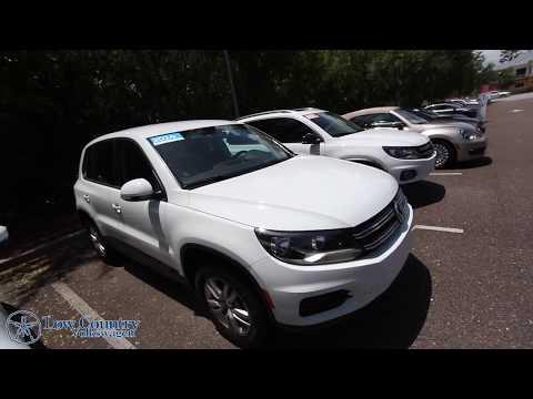 2014 Volkswagen Tiguan S - For Sale Review @ Low Country Volkswagen - Mt. Pleasant, SC