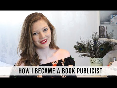 How I Became A Book Publicist! 📚 | The Book Belle