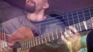 More Than This (Roxy Music) - fingerstyle cover by Daryl Shawn