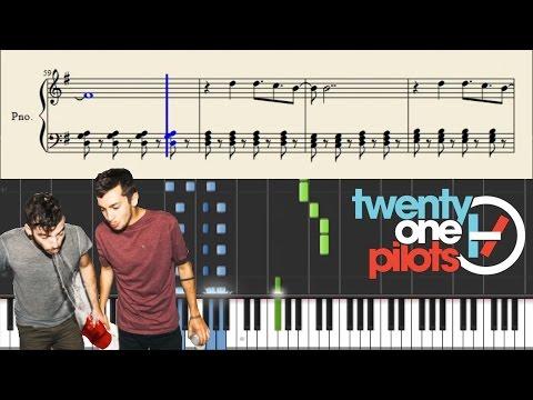 twenty one pilots: Lovely - Piano Tutorial + Sheets