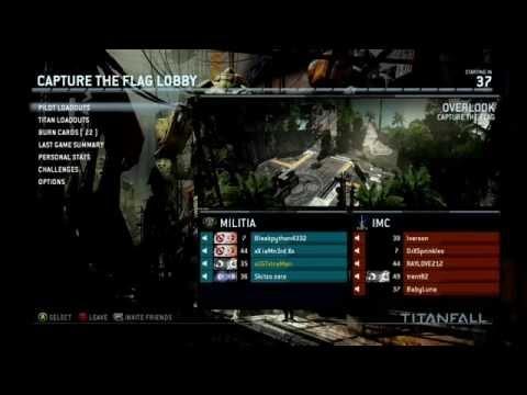 Titanfall matchmaking explained