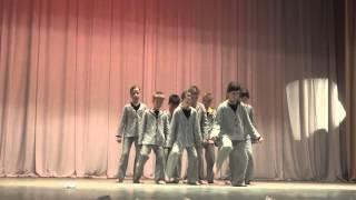 598 Сеть танцевальных студий Бродвей Группа B Kids г Тверь Блокада