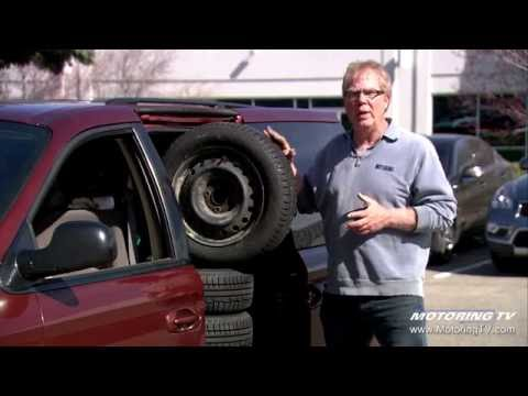 Motoring Tip Of The Week: All Weather Tires