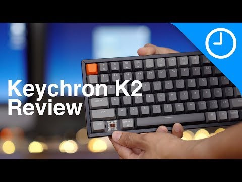 Review: Keychron K2 - the best wireless mechanical keyboard for Mac