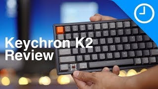 Gambar cover Review: Keychron K2 - the best wireless mechanical keyboard for Mac