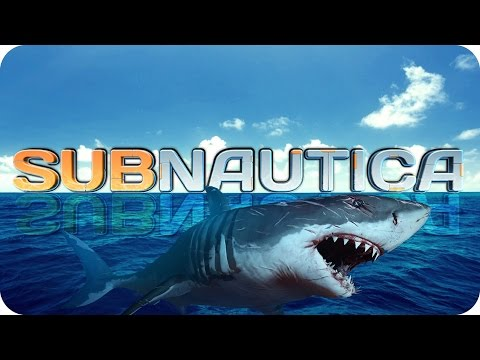 TIME TO DIVE BACK IN THE TERRIFYING DEEP OCEAN!   Subnautica New #1