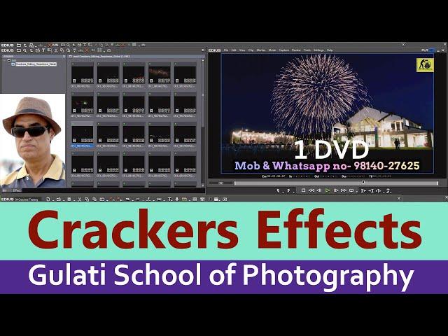 13 Crackers Effects | Edius Effects | Alpha Effects | Drag & Drop Effects | Edius 7,8,9, Software