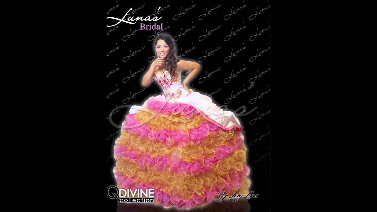 QUINCEANERA DRESS VESTIDO GOWN BAILE SORPRESA SURPRISE DANCE SWEET ...