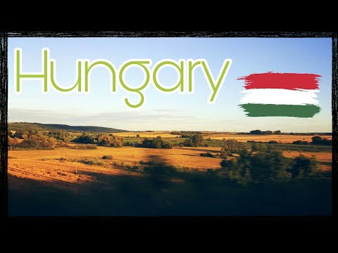 ★Hungary in 140 Seconds ♡【Travel Vlog】