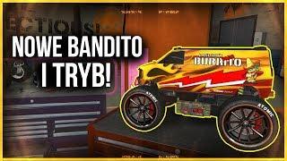 RC BANDITO I NOWY TRYB! | PREZENTACJA | GTA V ONLINE | ARENA WAR DLC