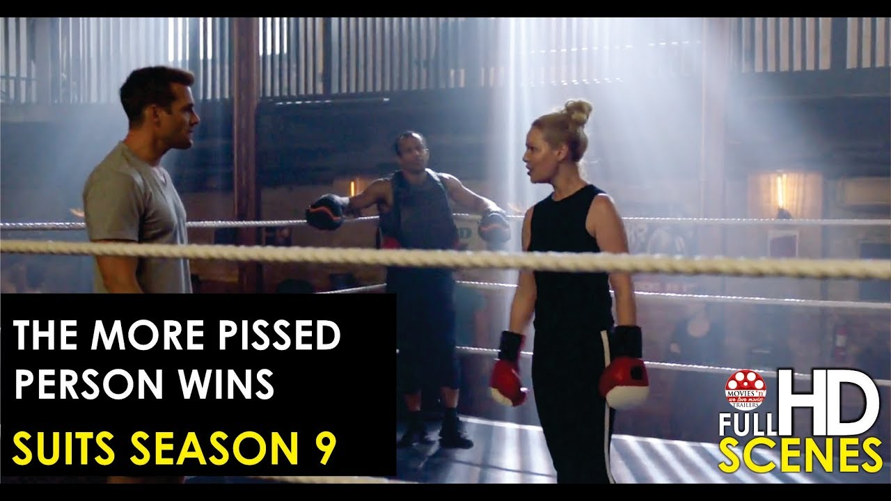Download Suits Season 9 Ep. 1: The more pissed person wins Scene FULL HD