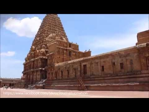 Best Places to visit in India : Big Temple Thanjavur - 1000 years old Indian architecture